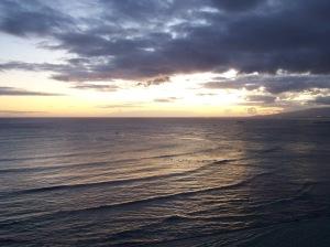 Oahu sun